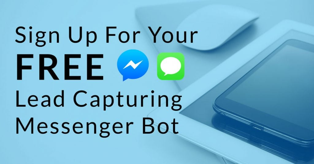 free lead capturing bot image